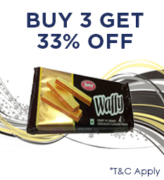 Waffy - Buy 1 Get 1 Free
