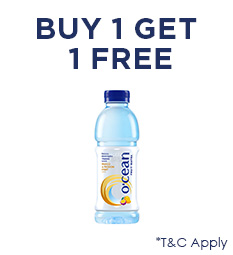 Ocean Fruit Water - Buy 1 Get 1 Free