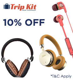 Tripkit Headphone